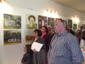 Expoziţia taberelor de pictură Călineşti 2014 - Suceviţa 2015