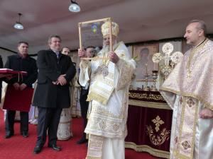 Preafericitul Părinte Daniel a primit sâmbătă titlul de Cetăţean de onoare al judeţului Suceava