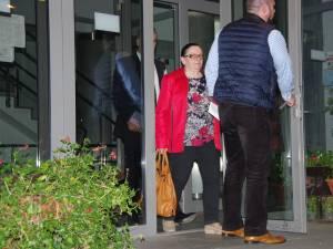 Carmen Cricleviţ Kreisel, fostă Opaschi, este acuzată de comiterea infracţiunii de trafic de influenţă