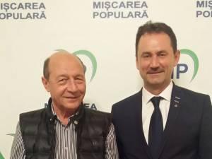 Candidatura lui Marian Andronache pentru Primăria Suceava este susţinută de Traian Băsescu