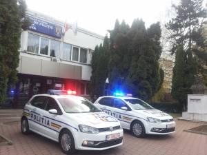 Autospeciale noi au intrat în dotarea IPJ Suceava