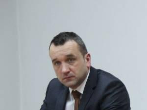Prim-procurorul Parchetului de pe lângă Judecătoria Suceava, Dragoş Bujorean