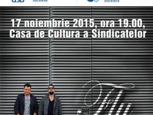 Trupa Fly Project concertează, astăzi, la Casa de Cultură a Sindicatelor