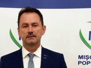 Candidatul MP Suceava pentru funcţia de primar al municipiului reşedinţă de judeţ, Marian Andronache, a fost ales secretar executiv al partidului la nivel naţional