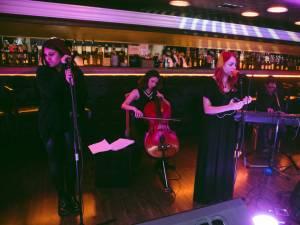 Concert caritabil  la Lounge Suceava. Foto: Gicu Boboc
