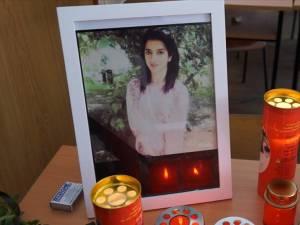 Georgeta Raluca Curcă a decedat pe 12 noiembrie