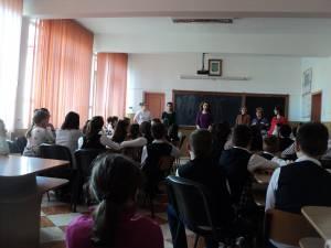 Ziua toleranţei, la Şcoala Gimnazială Nr. 4 Suceava