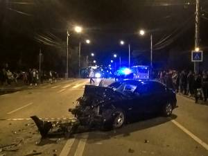 Groaznicul accident petrecut pe 10 noiembrie