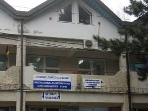 Sediul Direcţiei Generale de Asistenţă Socială şi Protecţia Copilului (DGASPC) Suceava