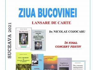 """Lansări de carte şi moment muzical de Ziua Bucovinei, la Biblioteca """"I.G. Sbiera"""""""
