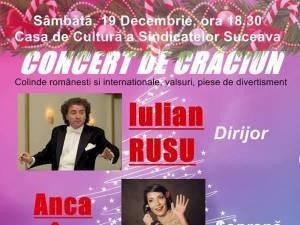 Concert cu Filarmonica Botoşani