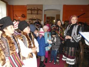 Activităţi culturale realizate vineri de elevii Şcolii Profesionale Speciale din Câmpulung Moldovenesc