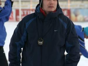 Directorul tehnic al Bucovinei, Bogdan Grosu