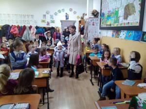 Prichindeii au vizitat Şcoala Jean Bart