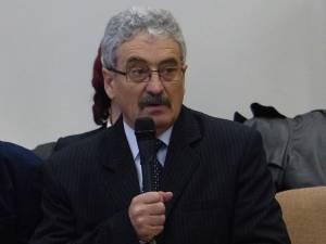 Simion Hancescu, preşedintele Federaţiei Sindicatele Libere din Învăţământ