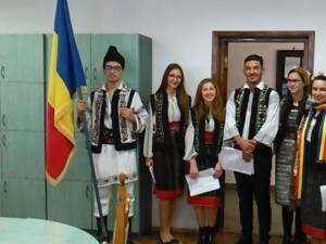 """""""România din inima mea"""", la Colegiul """"Alexandru Ioan Cuza"""""""