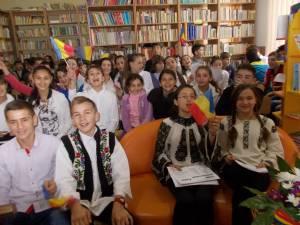 Ziua Naţională, la şcoala din Şcheia