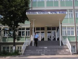 Colegiul Petru Rareş este în topul preferinţelor elevilor