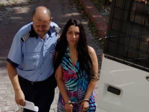 Maria Arabela Lupu, condamnată la 5 ani de închisoare cu executare pentru comiterea infracţiunii de tentativă de omor