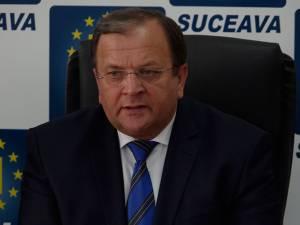 Copreşedintele PNL Suceava, senatorul Gheorghe Flutur