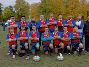 Echipa sub 19 ani a LPS Suceava a reușit să învingă reprezentanta Centrului Național Olimpic de la Bârlad