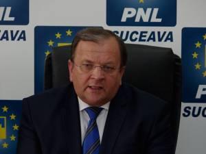 Copreşedintele Organizaţiei Judeţene Suceava a PNL, senatorul Gheorghe Flutur, va ocupa o funcţie de prim-vicepreşedinte la nivel naţional al PNL