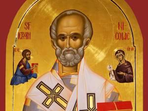 Duminică este sărbătorit Sf. Ierarh Nicolae, întruchiparea dărniciei lui Dumnezeu