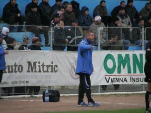 Neculai Grosu speră ca sucevenii să-şi revină pe terenul fostei campioane a României, Oţelul Galaţi