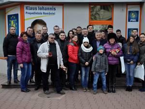 Echipa PNL, în frunte cu Ioan Balan, a adus bucurie copiilor din Suceava, în ajun de Moş Nicolae