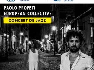 """Concert de jazz, joi, în Auditorium """"Joseph Schmidt"""""""