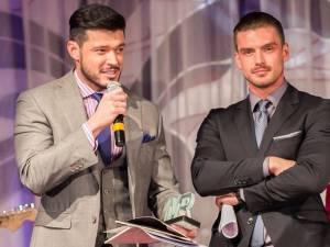 Victor Slav şi Bogdan Vlădău