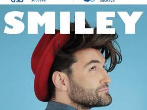 Smiley va concerta astăzi la Suceava