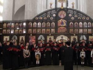 """Grupul psaltic """"Sf. Ioan cel Nou"""" din Suceava"""