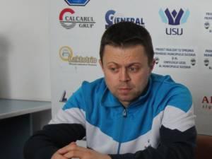 Răzvan Bernicu crede că cel mai dificil adversar va fi lipsa căldurii din sala LPS