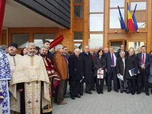 La Vatra Dornei a fost inaugurat, ieri, Centrul de economie montană CE-MONT