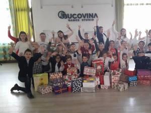 """Campania """"Cutiuţa veselă"""", o campanie de strângere de cadouri pentru copiii din centrele de plasament sucevene"""