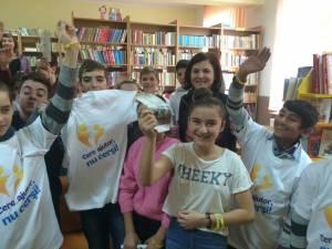 Campanie de prevenire a traficului de persoane, la şcoala din Şcheia