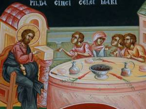 Evanghelia Duminicii a XXVIII-a după Rusalii