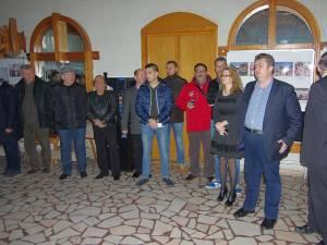 Nechifor le-a mulţumit membrilor ansamblului pentru modul în care au promovat Bucovina prin flashmobul de pe Aeroportul Otopeni