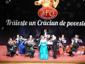 Crăciun de poveste, cu Strauss Festival Orchestra Vienna
