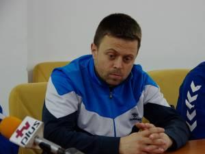 """Răzvan Bernicu: """"Pentru moment, suntem în grafic pentru ce ne-am propus"""""""