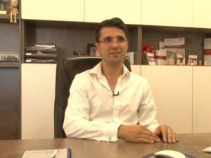 Cornel Manaz, orfanul devenit astăzi om de afaceri