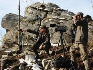 Îndrăgostiţi de natură, Stelian şi Emil Bodnari s-au gândit să le arate şi altora ce se ascunde în spatele lizierei pădurii şi au învăţat singuri să filmeze şi să editeze