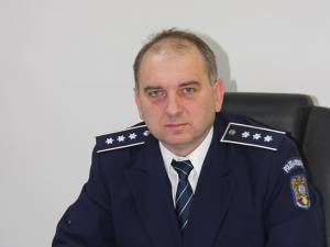Comisarul-şef Sorin Gabriel Ursachi