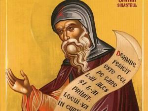 Viaţa Sfântului Cuvios Daniil Sihastrul