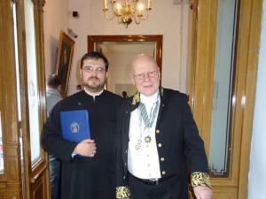 Unul dintre cele mai prestigioase premii din România, al Academiei Române, i-a fost decernat, ieri, preotului sucevean Gabriel Herea