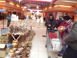 """Centrul comercial Shopping City Suceava organizează, în perioada 19-23 decembrie, """"Târgul de Crăciun"""""""