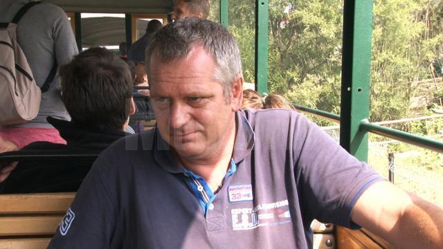 Între anii 2001-2005, Georg Hocevar a reactivat patru vechi trasee feroviare, toate în scop turistic, Brad-Ruscior, Abrud-Câmpeni, Covasna-Comandău şi Moldoviţa-Argel