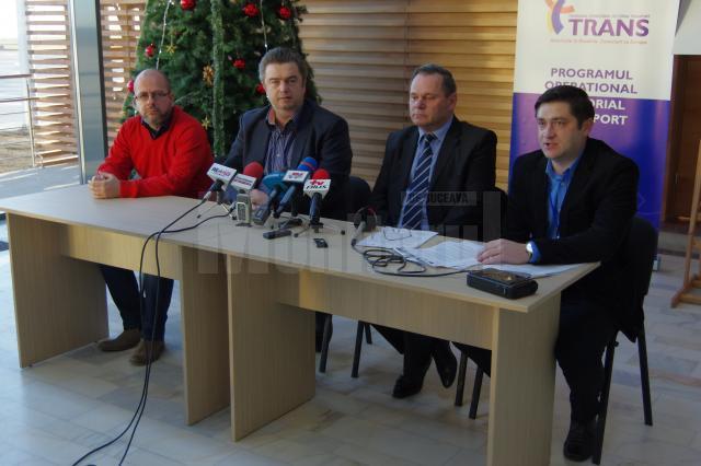 Proiectul de modernizare a Aeroportului Suceava a fost finalizat în mod oficial