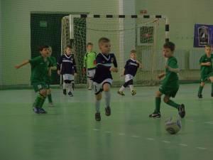 Moldovenii de la Zimbru Chişinău şi FC Buiucani, dubli câştigători la Cupa Moş Crăciun